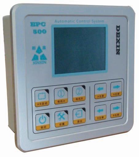 EPC-500双电机驱动对版装置
