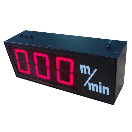 线速度显示器